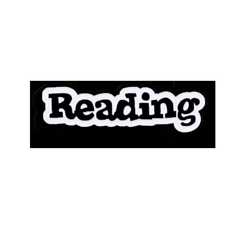 Reading Word Pin