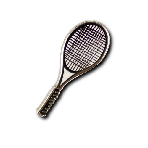 Tennis Lapel Pin