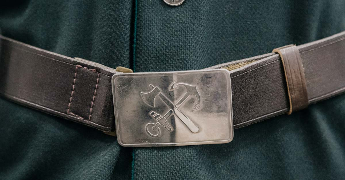 """Buckle up"" with your Custom Belt Buckle"