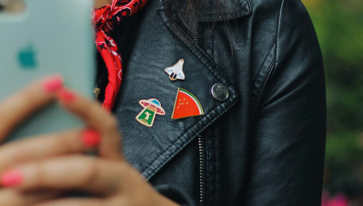 8 Awesome Pin Ideas for Your Jacket