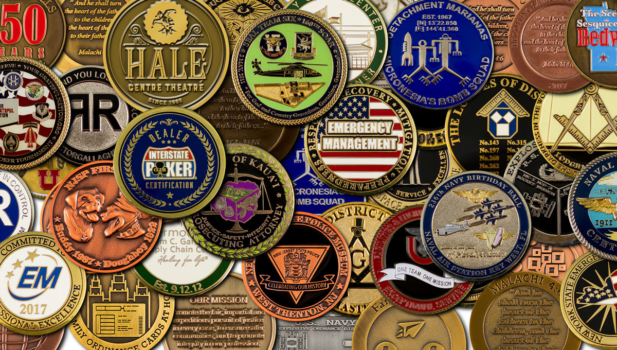 Challenge Coins: Traditional Insights