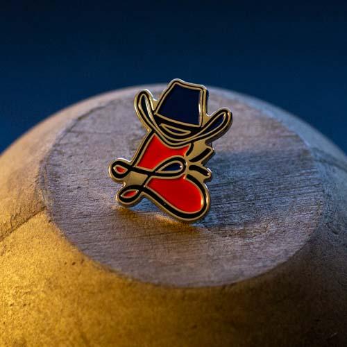 cowboy-hat-nonprofit-pin