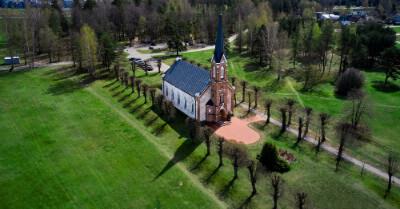 How Do Churches use Custom Pins?