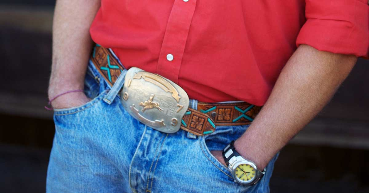 Can Belt Buckles Go On Any Belt?