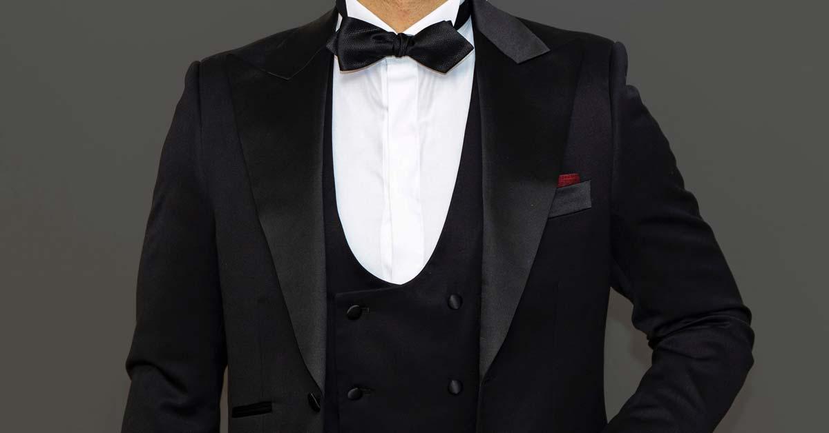 Can You Wear An Enamel Pin On A Tuxedo?