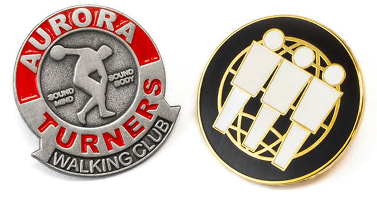Enamel Pins vs. Lapel Pins: Any Difference?