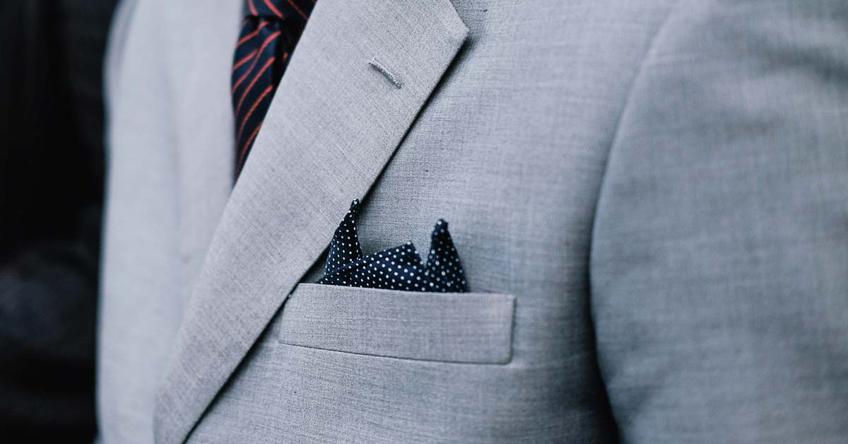 Can You Wear An Enamel Pin With A Pocket Square?