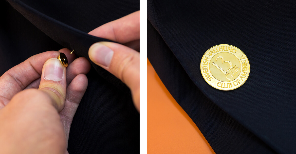 How To Properly Wear Lapel Pins