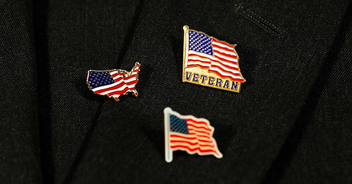 An Updated History of American Flag Lapel Pins