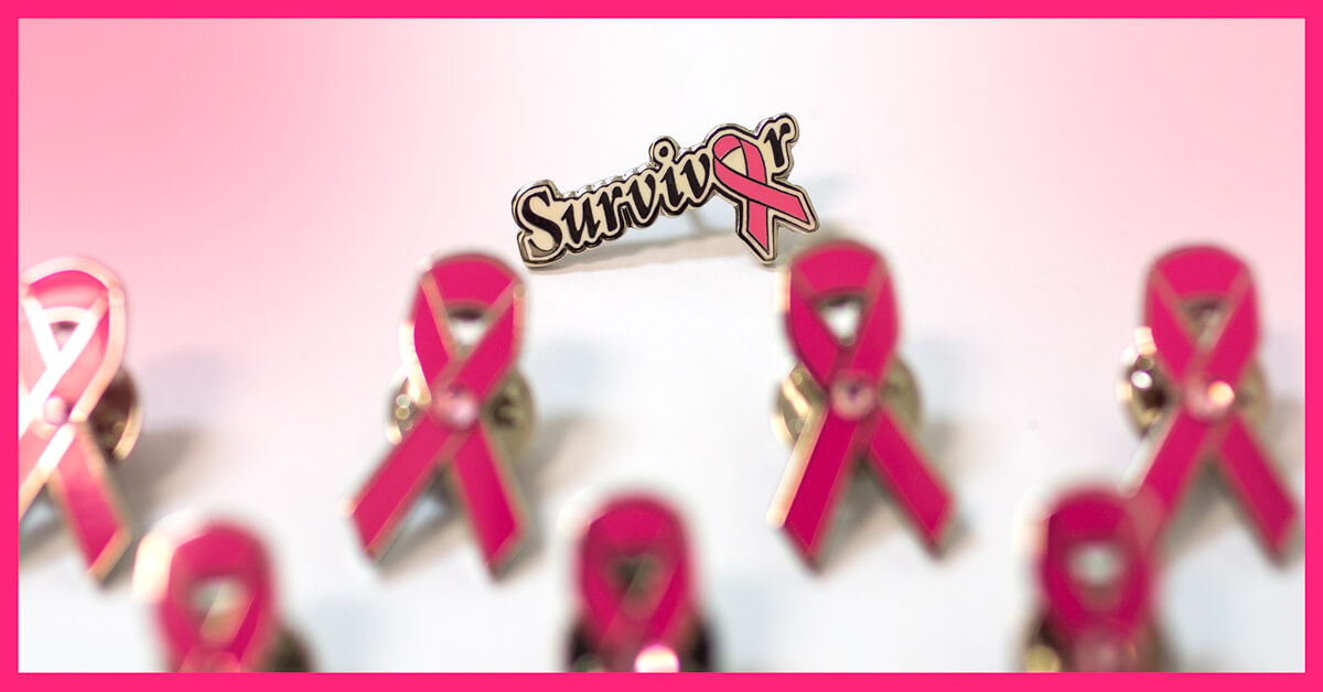Marking Breast Cancer Awareness Month with a Custom Lapel Pin