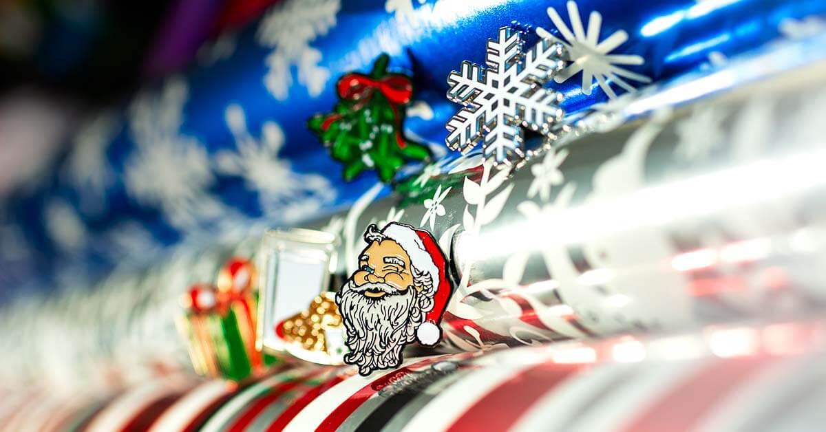 Christmas Lapel Pins Can Be as Festive as the Season!