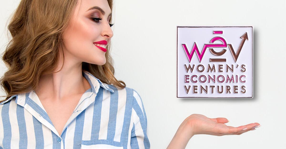 How Should Women Wear a Custom Lapel Pin?