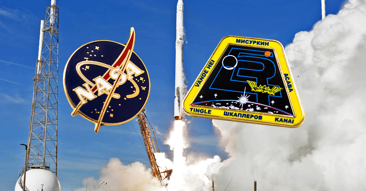 Share in the Excitement of Outer Space with a NASA or Space Lapel Pin!