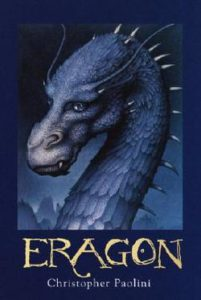 Eragon Book Cover, Inheritance Cycle Series