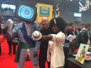 Saga Comics Cosplay Prince Robot IV Gwendolyn