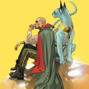 Saga Comics characters The Will and Lying Cat