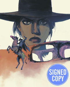 Saga #43 limited edition signed print