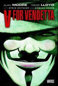 V for Vendetta, Dystopian Fiction