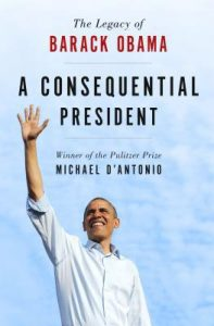 A Consequential President Book Cover