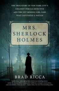 Mrs. Sherlock Holmes Book Cover