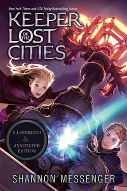 BAM! Interviews: Shannon Messenger, author of Keeper of the Lost Cities