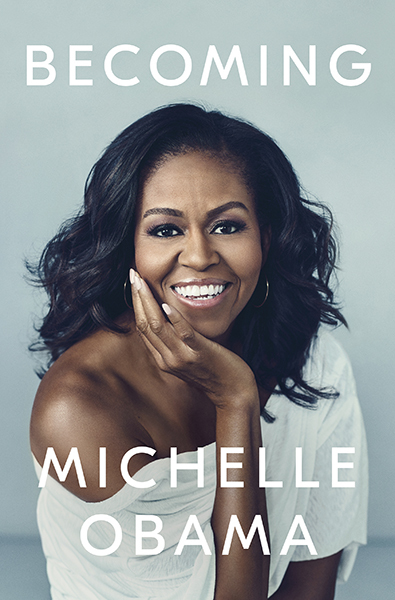 Michelle Obama's Becoming is Coming to Netflix!