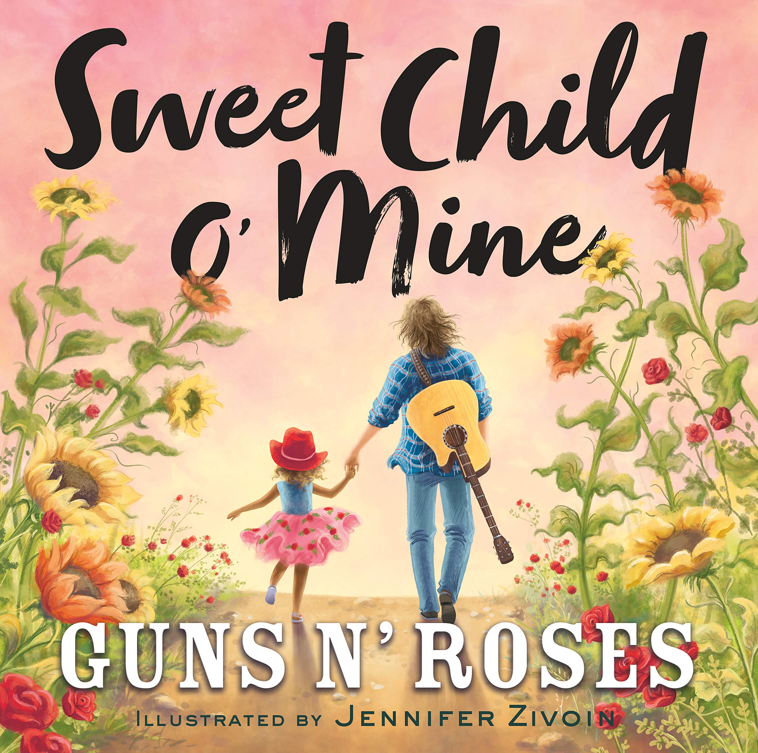 Just Announced: Guns 'N Roses Children's Book