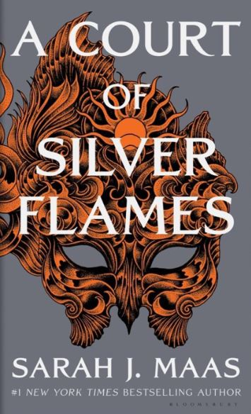 Cover Reveal: A Court of Silver Flames by Sarah J. Maas