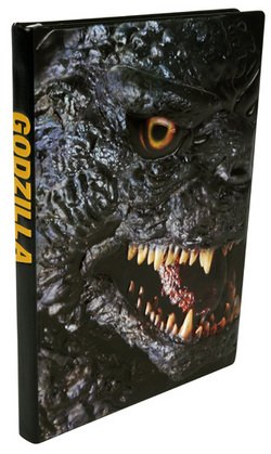 Godzilla Puff Journal|Classic Imports | Medium image 1