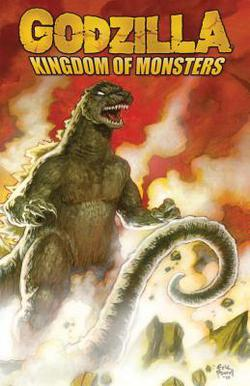 Godzilla|Eric Powell