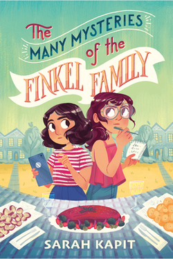 The Many Mysteries of the Finkel Family|Sarah Kapit