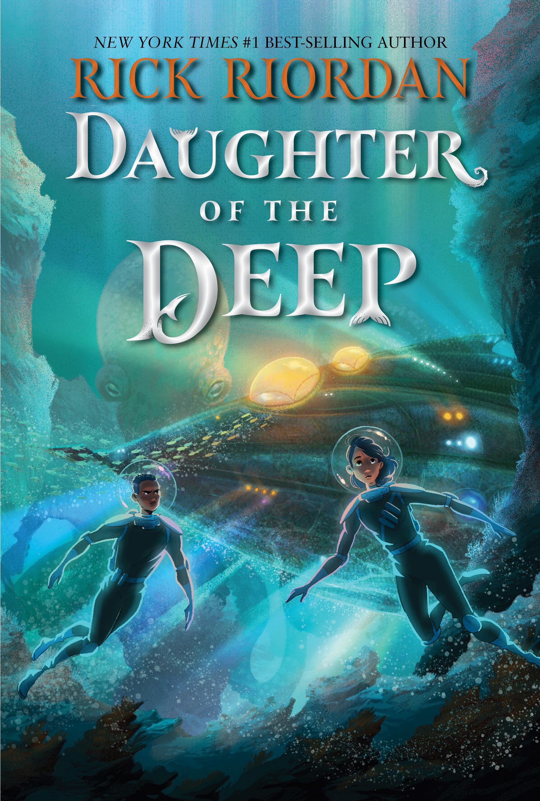 Read an Excerpt from Rick Riordan's DAUGHTER OF THE DEEP