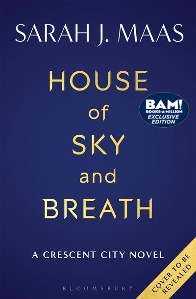Reserve Your BAM! Exclusive Sarah J. Maas Book with Bonus Content!