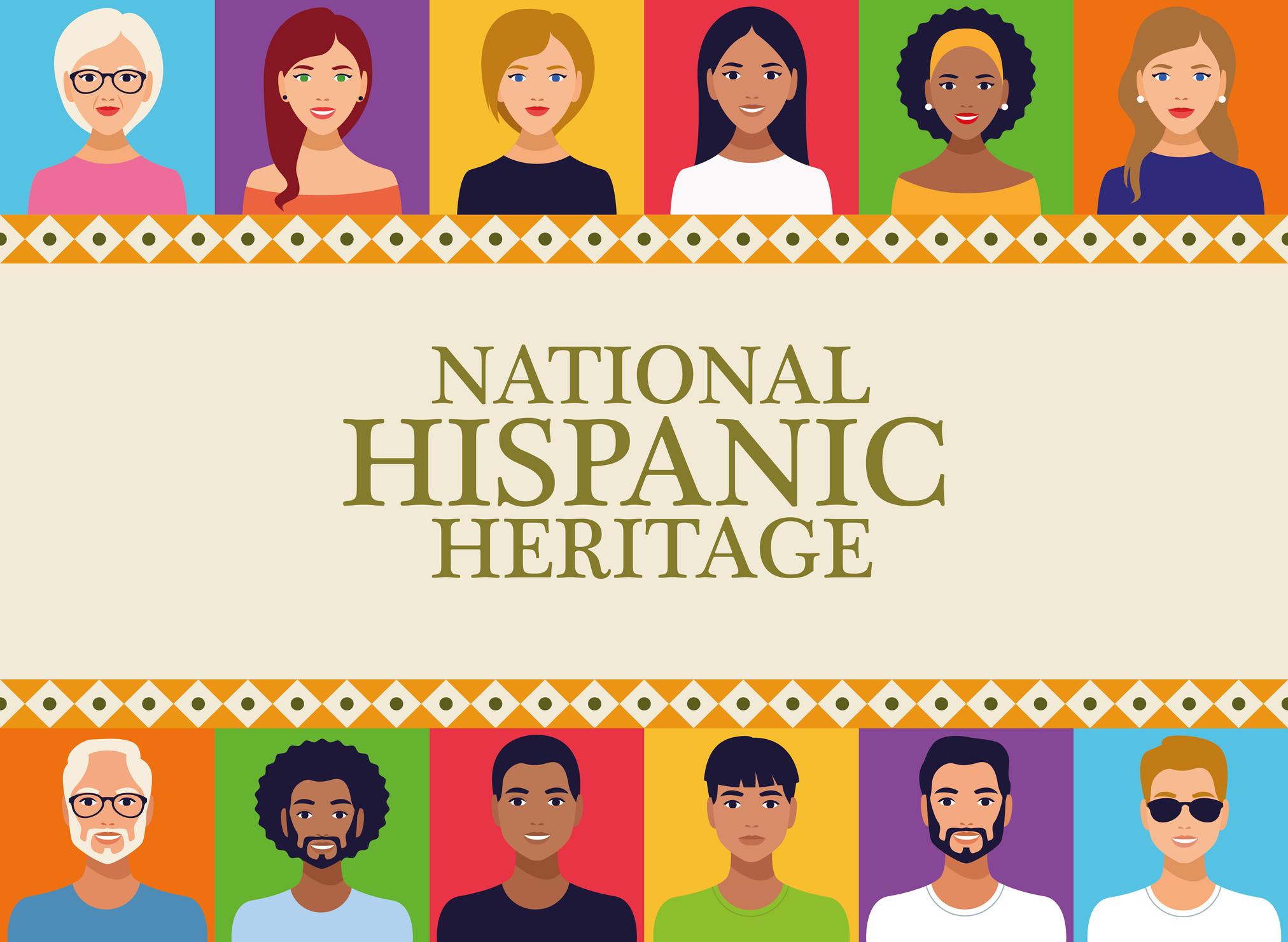 Celebrate Hispanic Heritage with Books