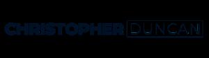 christopher duncan logo