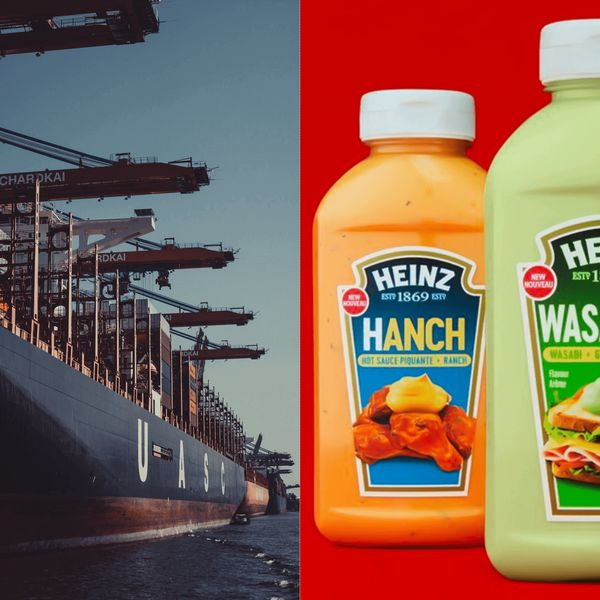 Congested Ports, Sustainable Skittles, & Hanch: CPG News, Week of Mar 15-19