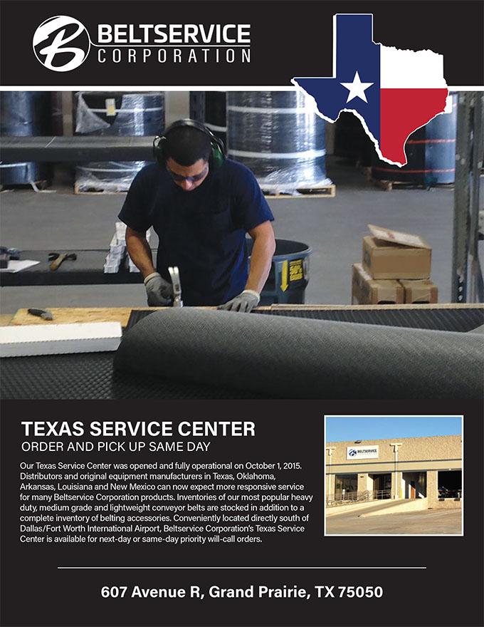 Texas Service Center