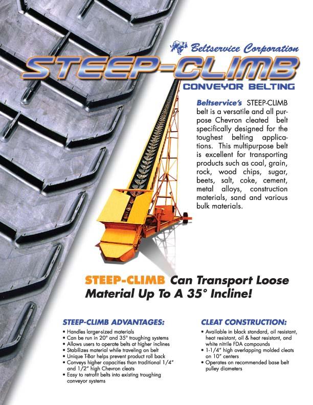 Steepclimb Flyer