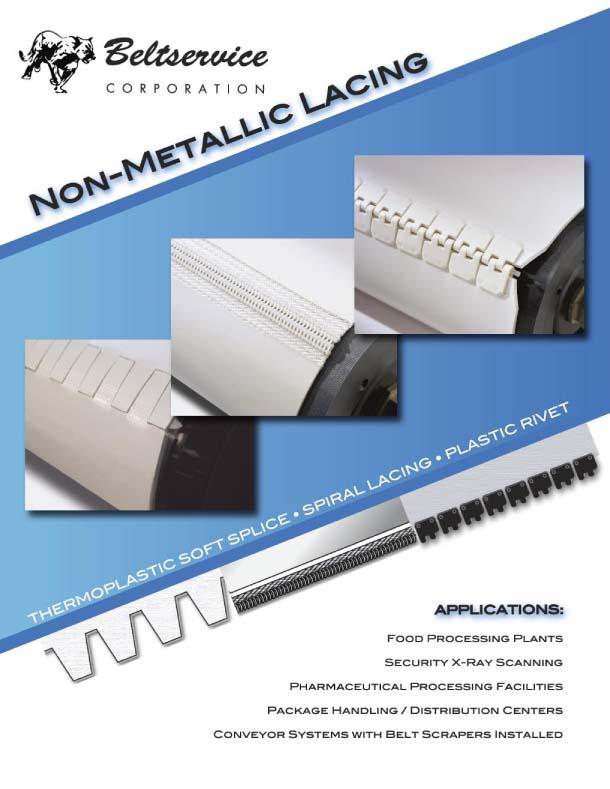 Non-Metallic Lacing