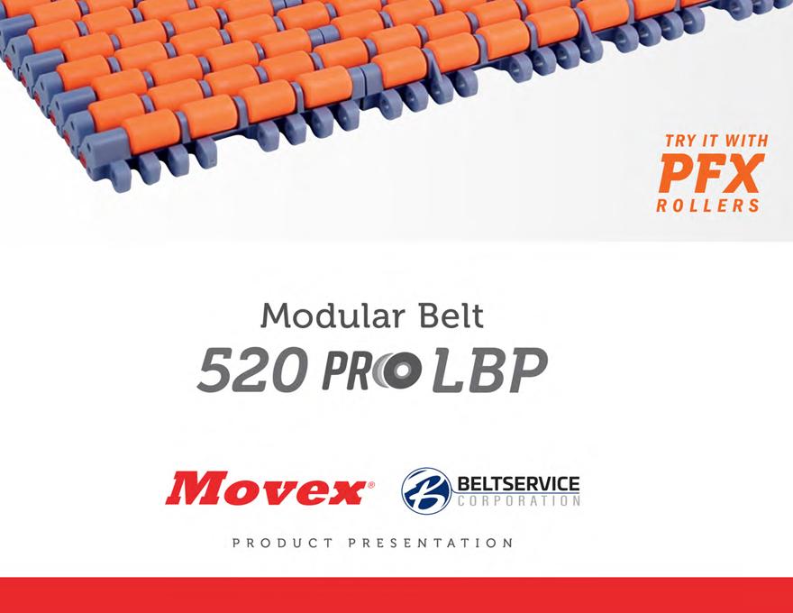 Movex Modular Belt 520 Pro LBP