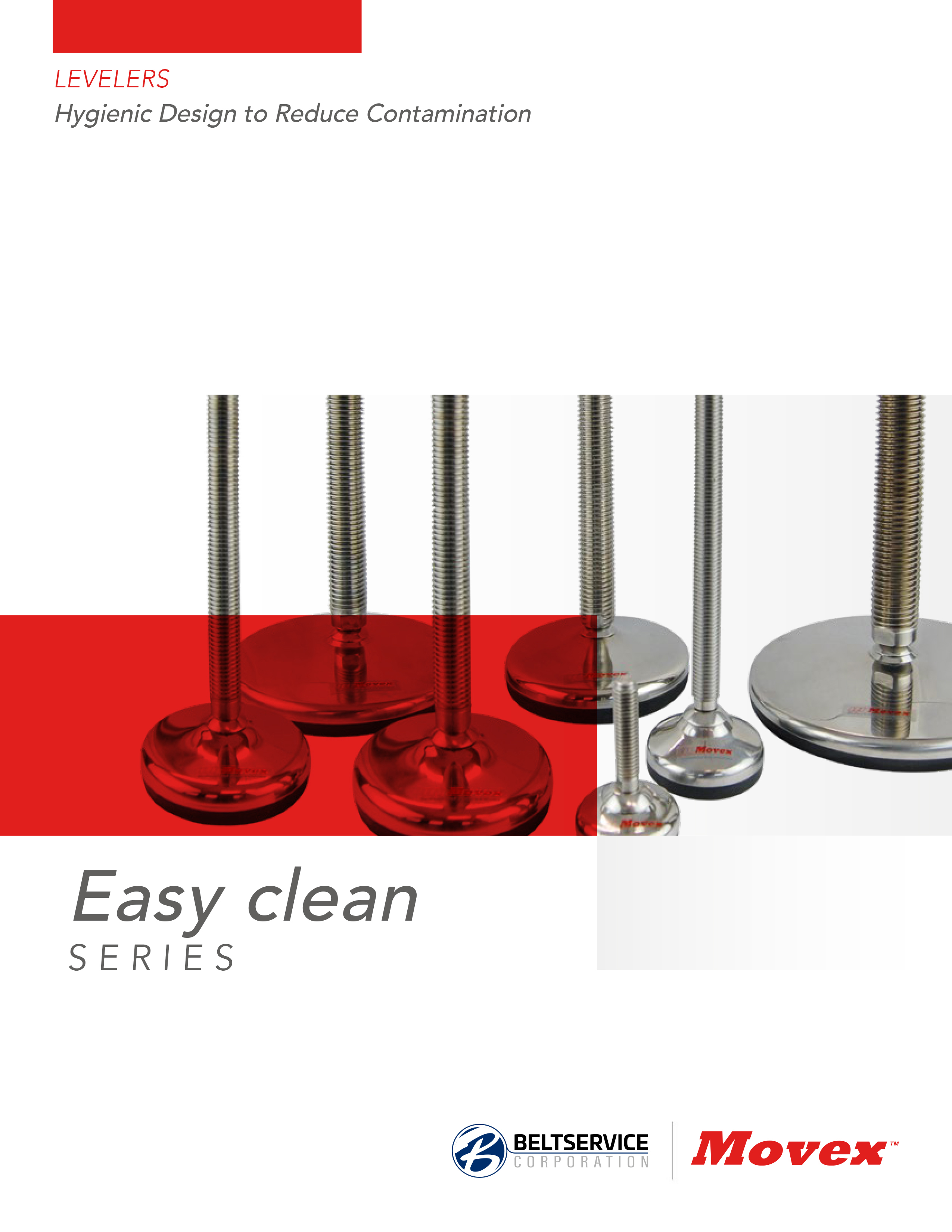 Movex Easy Clean Levelers