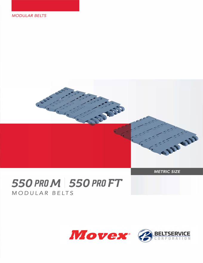 Movex - 550 Pro M | 550 Pro FT