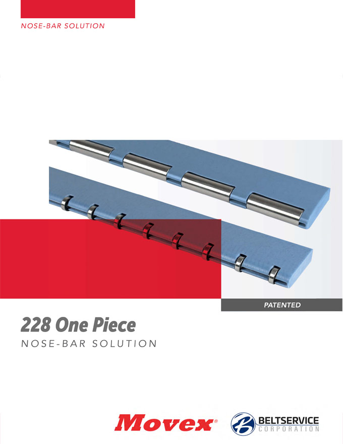 Movex - 228 One Piece Nose Bar Solution