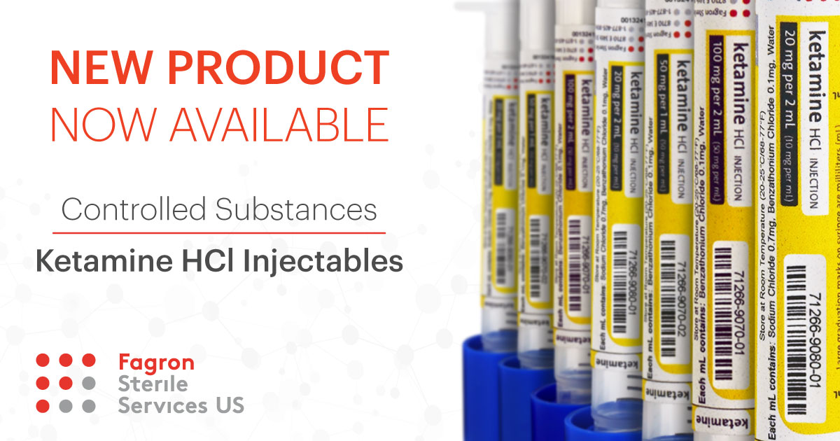 Ketamine HCI Injectables