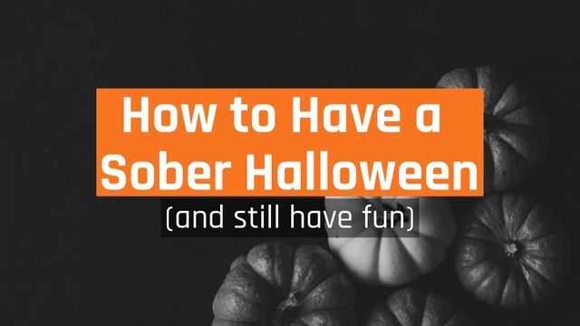 Halloween Fun in Recovery