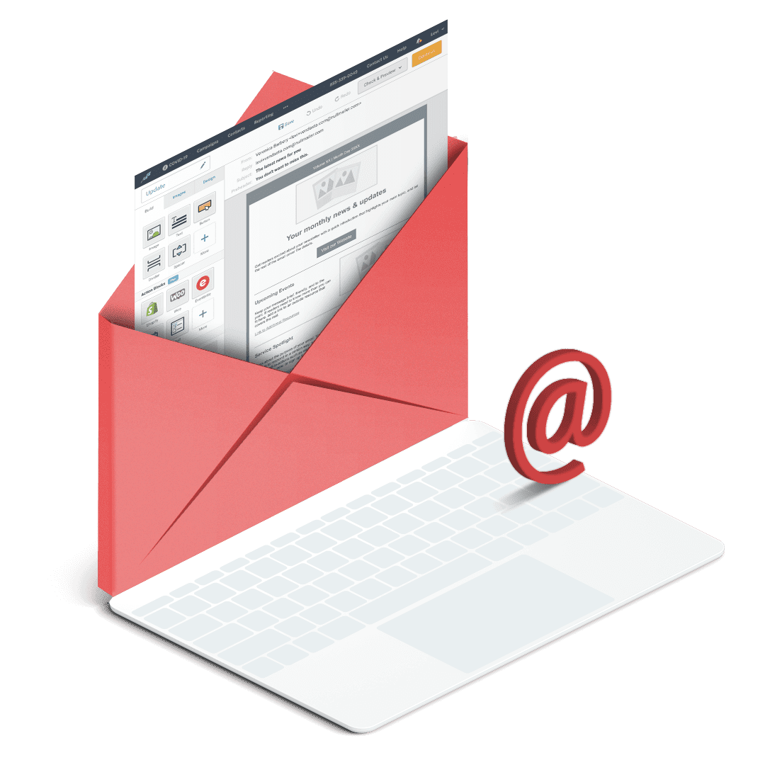 Powerful email marketing, made simple.