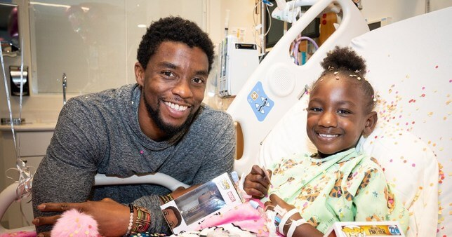 Chadwick Boseman's Silent Battle With Colon Cancer