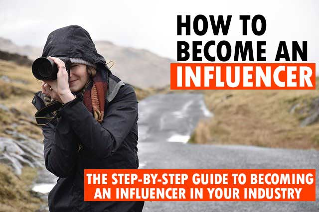 How to become an Influencer - EBOOK