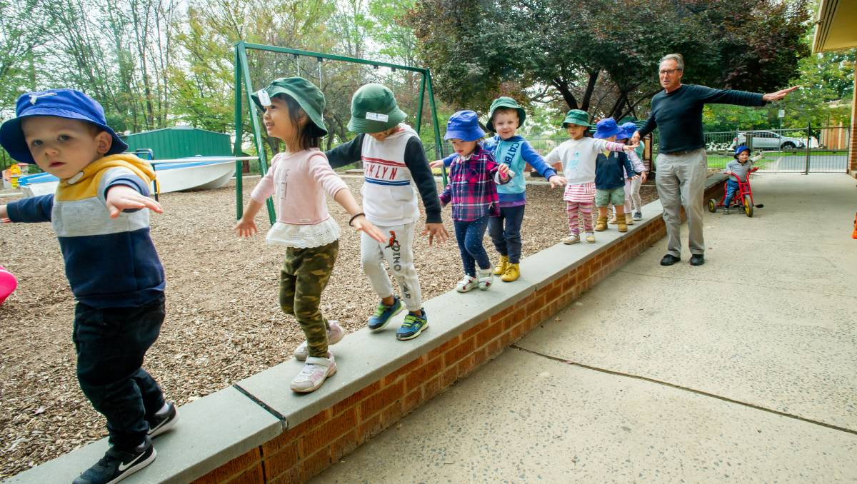 Why Investment in Childcare Makes Sense