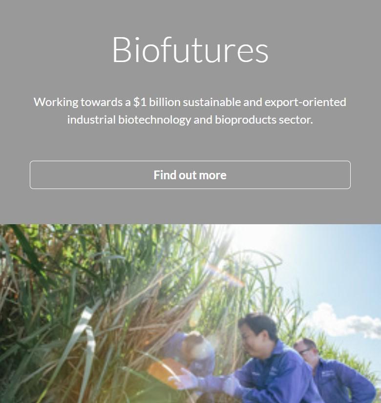 Queensland Priority Industries - Biofutures
